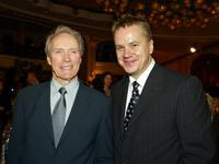 Tim Robbins and Clint Eastwood at the 9th Annual Critics Choice Awards.