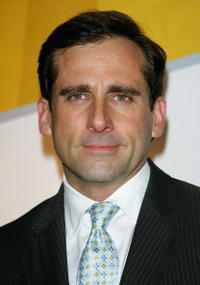 Steve Carell at the NBC Primetime Preview 2006-2007 in N.Y.