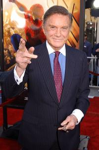 Cliff Robertson at the Westwood premirere of