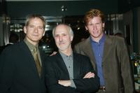 Alan Rudolph, Campbell Scott and Denis Leary at the VIP screening of