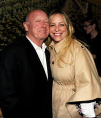 Tony Scott and producer Julie Yorn at the after party of the California premiere of