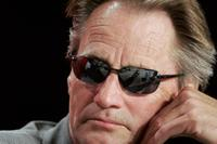 Sam Shepard at the press conference for
