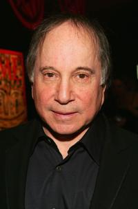 Paul Simon at the Time Magazine's 100 Most Influential People.