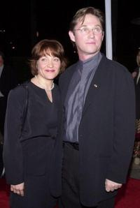 Richard Thomas and Guest at the Los Angeles premiere of