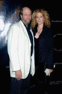 Stephen Tobolowsky and Jenna Elfman at the Stephen Tobolowsky's Birthday Party and DVD release.