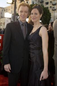 David Caruso and his wife Margaret at the 29th Annual People's Choice Awards at the Pasadena Civic Center.