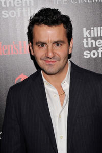 Max Casella at the New York premiere of