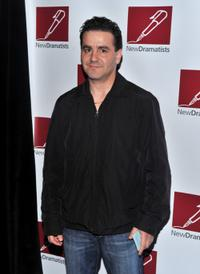 Max Casella at the 61st Annual New Dramatist's Benefit Luncheon.