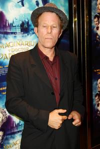 Tom Waits at the UK premiere of