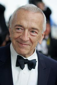 Jean-Pierre Cassel at the official projection of film