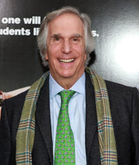 Henry Winkler at the New York premiere of