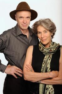Tom Noonan and Mary Woronov at the Tribeca Film Festival 2009.