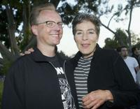 Billy Zoom and Mary Woronov at the screening of