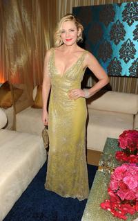 Kim Cattrall at the after party of the New York premiere of