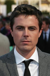 Actor Casey Affleck at the French premiere of