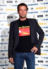 James Purefoy at the UK premiere of