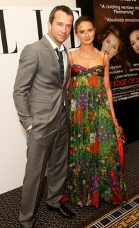 James Purefoy and Guest at the Private VIP Party for the