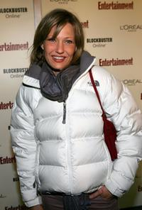 Joey Lauren Adams at the Entertainment Weekly Party during the Sundance Film Festival.