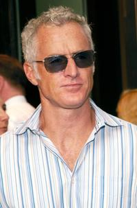 John Slattery at the opening night of Broadway play