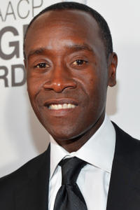 Don Cheadle at the 44th NAACP Image Awards in L.A.