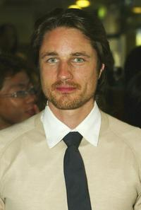 Martin Henderson at the premiere of