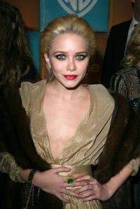Mary-Kate Olsen at the In Style Magazine and Warner Bros. Studios Golden Globe After Party.