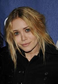 Mary-Kate Olsen at the premiere of