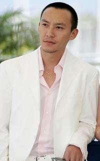 Chang Chen at the Palais during the 58th International Cannes Film Festival, attends a photocall for the film