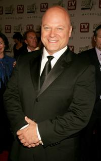 Michael Chiklis at the 2007 TV Week Logie Awards at the Crown Casino.