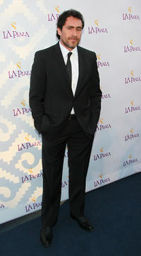 Demian Bichir at the Inaugural Gala of LA Plaza de Cultura y Artes in California.