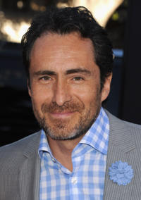 Demian Bichir at the California premiere of