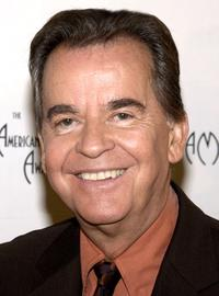 Dick Clark at the American Music Award Nominations.