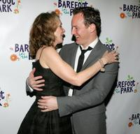 Jill Clayburgh and Patrick Wilson at the Opening Night Of