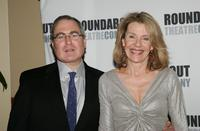 Jill Clayburgh and Todd Haimes at the Roundabout Theatre Company's Spring Gala 2006.
