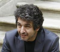 Ricardo Darin at the presentation of