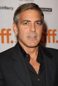George Clooney at the Canada premiere of