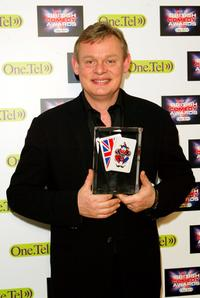 Martin Clunes at the British Comedy Awards 2004.