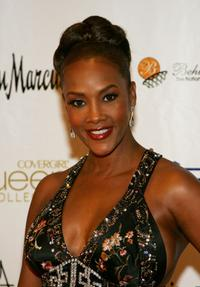 Vivica A. Fox at the Behind the Benchs Annual Touching a Life Gala.
