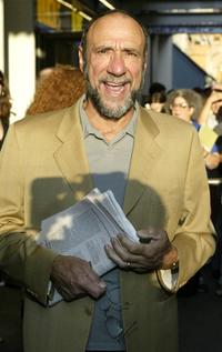 F. Murray Abraham at the opening night of