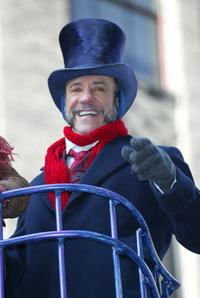 F. Murray Abraham at the 76th Annual Macy's Thanksgiving Day.