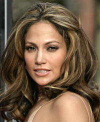 Jennifer Lopez at the