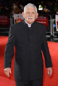Arthur Nightingale at the premiere of