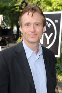 Linus Roache at the Made In NY Awards for outstanding achievement in entertainment.