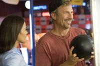 Paula Patton and Kevin Costner in