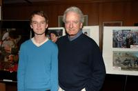 Nicolas Coster and his son Ian Coster at the AMPAS Great To Be Nominated screening of