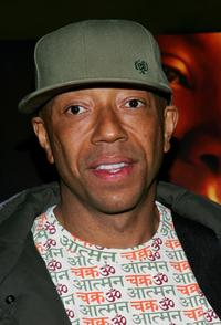 Russell Simmons at the screening of