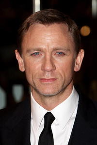 Actor Daniel Craig at the London premiere of