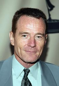 Bryan Cranston at the Writers Peer Group Emmy Nominee Reception.