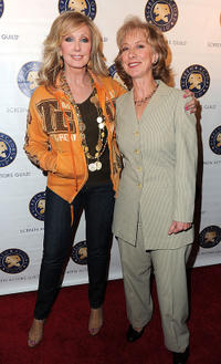 Morgan Fairchild and Ellen Crawford at the Screen Actors Guild & SAGIndie Breakthrough Filmmakers party during the AFI FEST 2010.