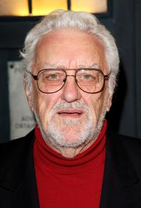 Bernard Cribbins at the London screening of